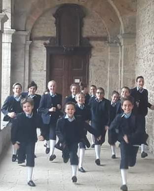 Petits chanteurs de Saint Marc